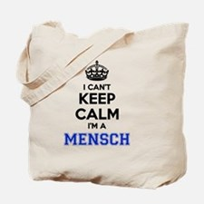 Unique Mensch Tote Bag