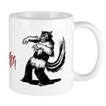 Sorcery! Mug With Skunkbear And Male Avatar Mugs