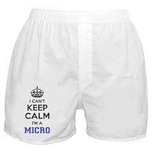 Funny Micro Boxer Shorts