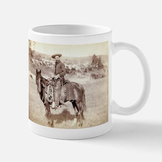The Cow Boy - John Grabill - 1888 Mug