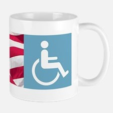 Disabld Veteran Mugs