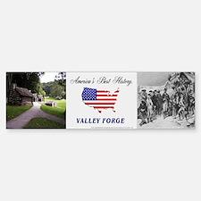 ABH Valley Forge Bumper Bumper Sticker