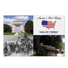 ABH Valley Forge Postcards (Package of 8)