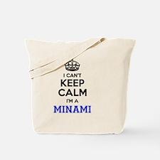 Funny Minami Tote Bag