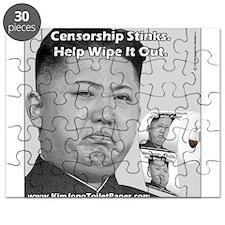 Kim Jong Un Toilet Paper Puzzle