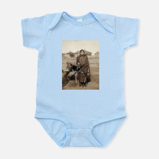 Plenty Horses - John Grabill - 1891 Baby Light Bod