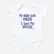 dallas Infant Bodysuit