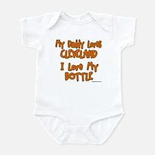 cleveland Infant Bodysuit