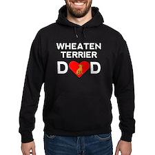 Wheaten Terrier Dad Hoodie