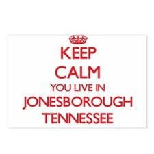 Keep calm you live in Jon Postcards (Package of 8)