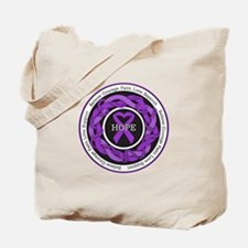 Sjogrens Syndrome Hope Tote Bag