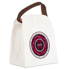 Sickle Cell Anemia Hope Canvas Lunch Bag