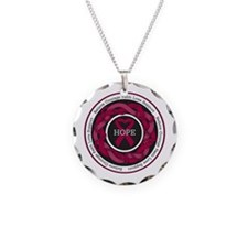 Sickle Cell Anemia Hope Necklace