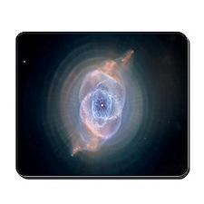 NGC 6543 astronomy Christmas gift Mousepad