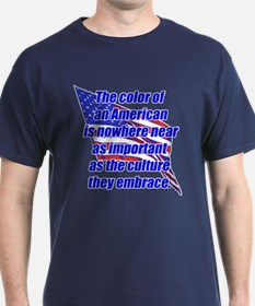 American color or culture T-Shirt