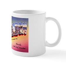 Bradenton Florida Greetings Mug