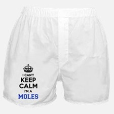 Cute Moles Boxer Shorts