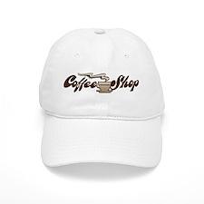 Vintage Coffee Shop Cap