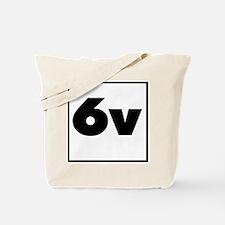 6Volt Tote Bag