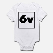6Volt Infant Bodysuit