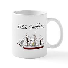 U.S.S. Geeklove Mug