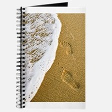 Footprints in the Sand Journal