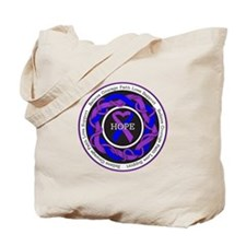 Rheumatoid Arthritis Hope Tote Bag