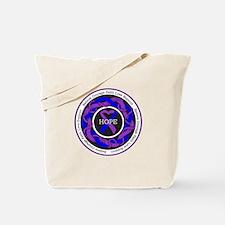 Rheumatoid Arthritis Hope Tote Bag