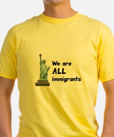 We're all immigrants T