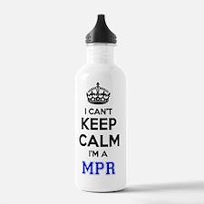 Funny Mpr Water Bottle