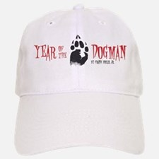 Year of the Dogman Baseball Baseball Cap