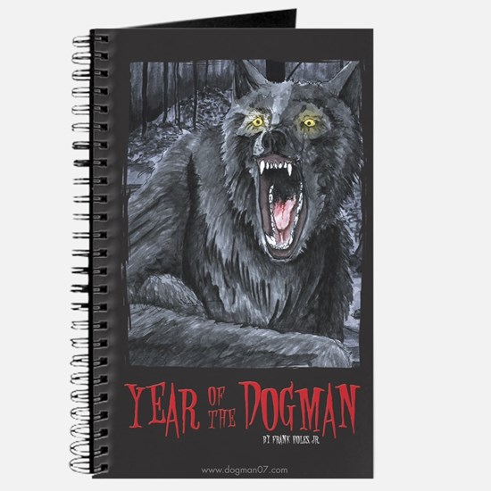 Year of the Dogman Journal