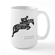 NBT Jumping Horse Mug