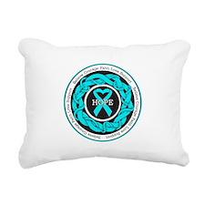 PCOS Hope Rectangular Canvas Pillow