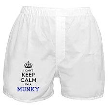 Unique Munky Boxer Shorts