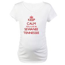 Keep calm you live in Sewanee Te Shirt