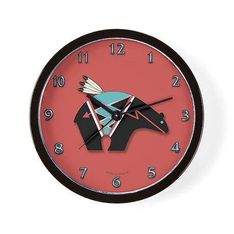 Bear Fetish #2 Wall Clock