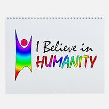 Humanist Wall Calendar