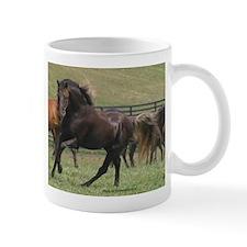 Unique Mountain horse Mug