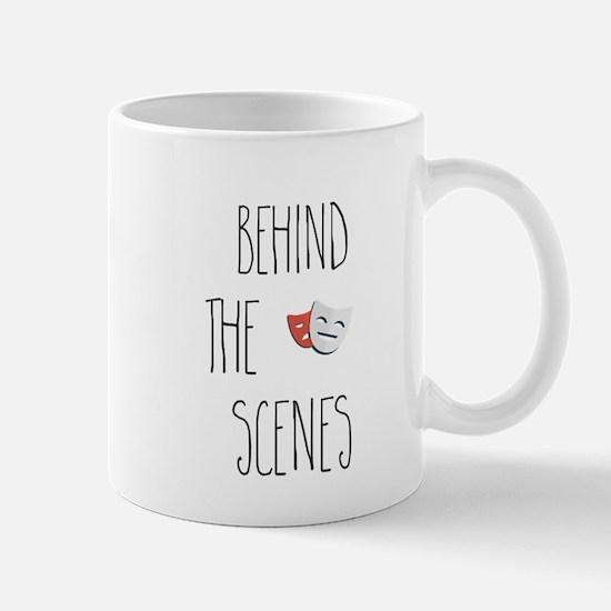 Behind The Scenes Mugs