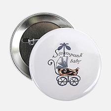 "STEAMPUNK BABY 2.25"" Button (100 pack)"