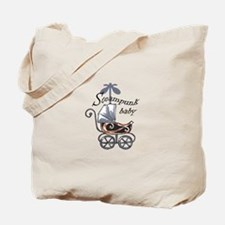 STEAMPUNK BABY Tote Bag