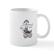 STEAMPUNK BABY Mugs