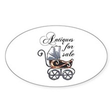 ANTIQUES FOR SALE Decal