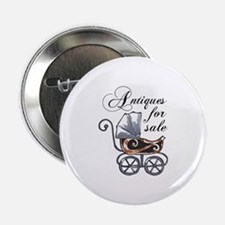 """ANTIQUES FOR SALE 2.25"""" Button (100 pack)"""