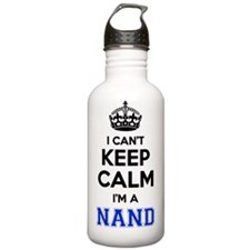 Funny Nands Water Bottle