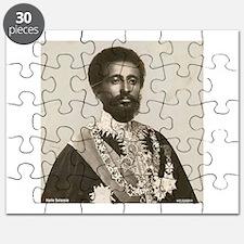 Vintage Haile Selassie Puzzle