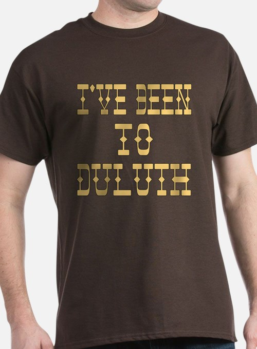 Duluth is a cool city t shirts shirts tees custom for Duluth t shirt commercial