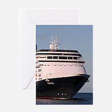 Cruise ship 6: Volendam Greeting Cards