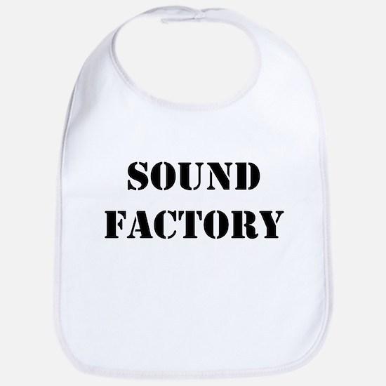 Sound Factory Bib